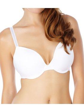 ad937be0e1dcd Product Image Panache Womens Ladies Porcelain Underwire Moulded Plunge  T-Shirt Bra 3371 White