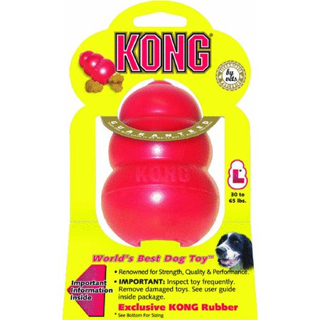(KONG Classic Dog Toy - Large)