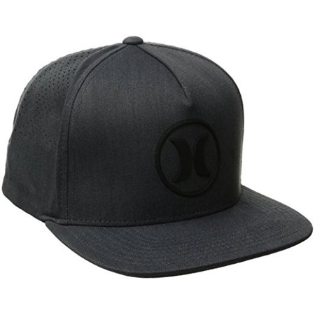 Hurley - Hurley Men s Dri-Fit Icon 2.0 Yupoong Snapback Hat fc76c4d9f2d