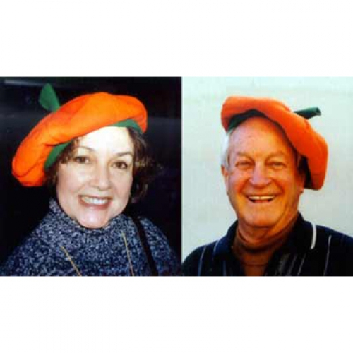 Concept Marketing Pumpkin Berets