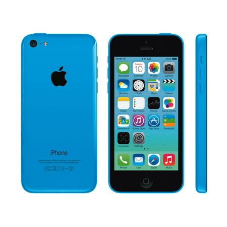 Refurbished Apple Iphone 5C 32Gb Ios Smartphone Verizon Wireless   Blue