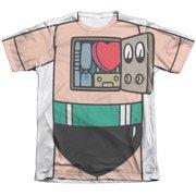 Astro Boy Costume Mens Sublimation Shirt