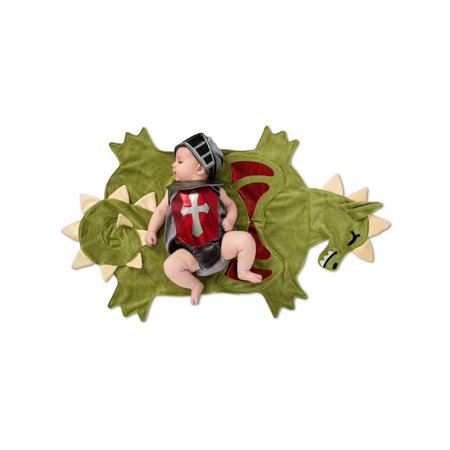 Baby Swaddle Wings Dragon Slayer Costume