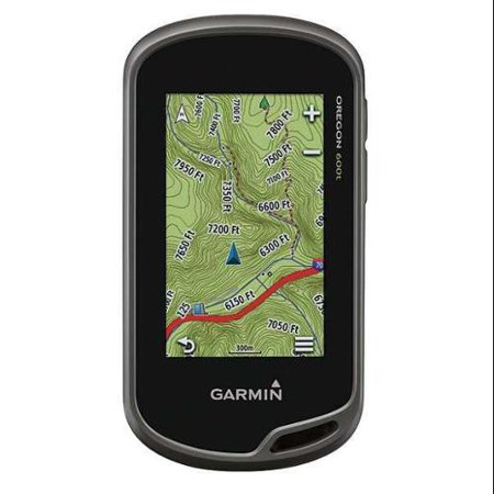 Garmin Oregon600t Handheld Gps Navigator, 1.3 In.