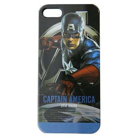 Marvel Avengers- Captain America iPhone 5 Case/ Phone Case/ I Phone Case ()