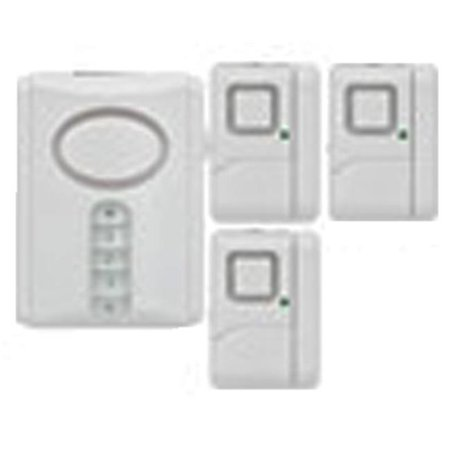51107 4 Piece Alarm Kit (Alarm House)