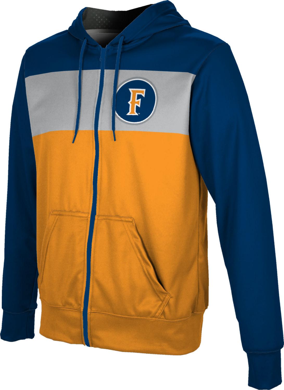 ProSphere San Jose State University Boys Full Zip Hoodie Prime