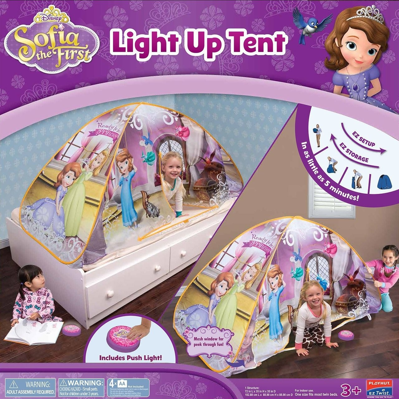 Sofia Light Up Tent