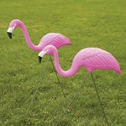 BFG Supply Co., Novelty Flamingos, Pack of 2