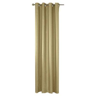 Thermalogic Nantucket Cotton Grommet Single Curtain Panel