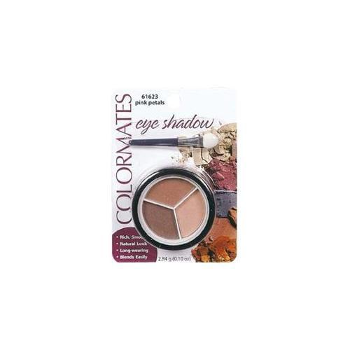 DDI 1187190 Round Eyeshadow Pink Petals Case Of 8