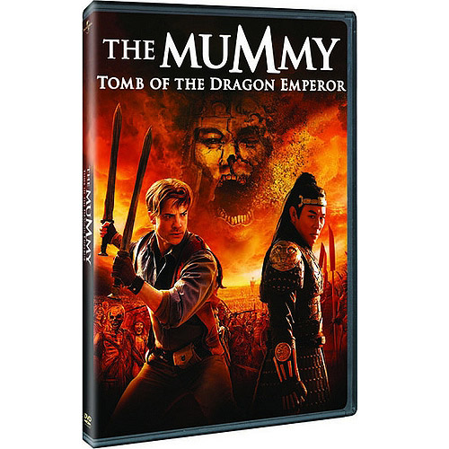 The Mummy: Tomb Of The Dragon Emperor (Anamorphic Widescreen)