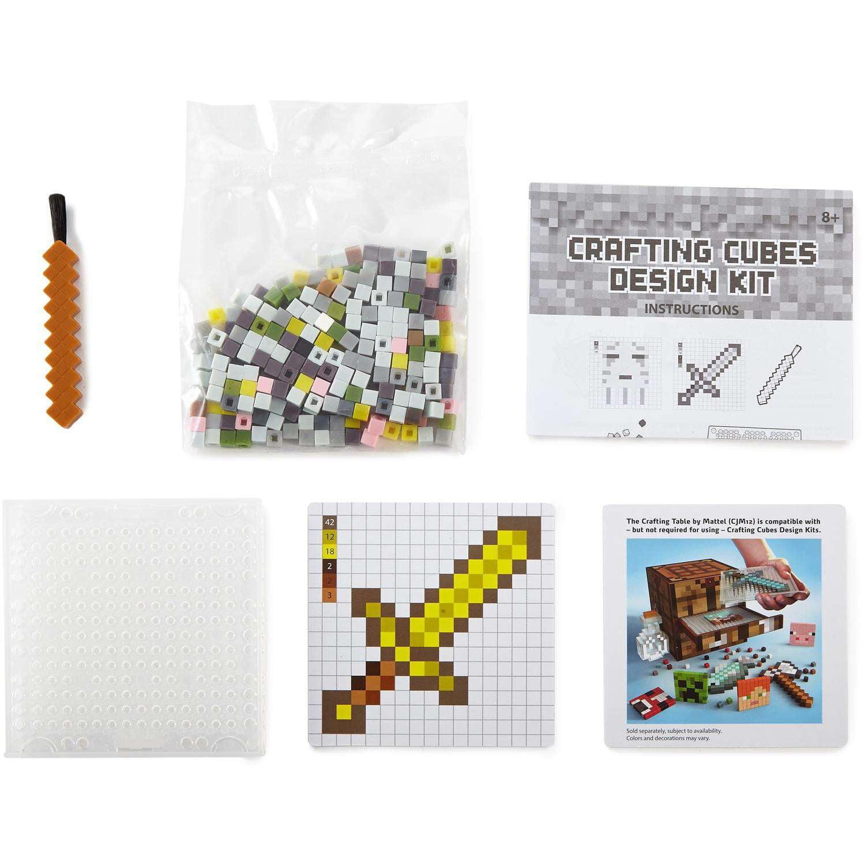 Minecraft Crafting Design Kit #2 by Mattel