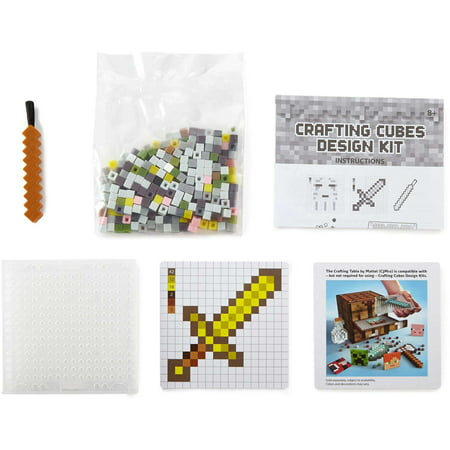 Minecraft Crafting Design Kit -