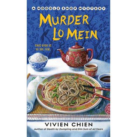Murder Lo Mein - eBook