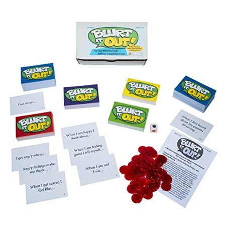 Say It Game (Blurt It Out The