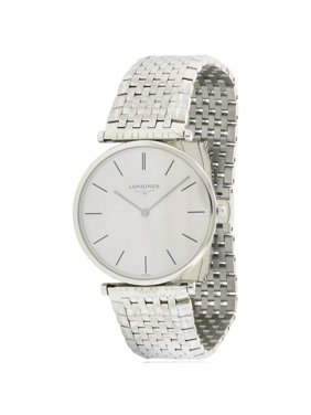 Longines La Grande Classique Stainless Steel Ladies Watch L47554726