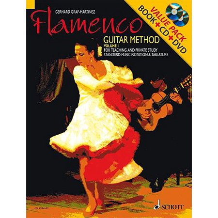 Flamenco Guitar Method, Volume