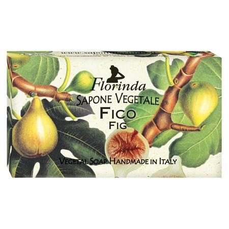 Florinda Autumn Air Fig Vegetal Soap Bar 100g 3.5oz