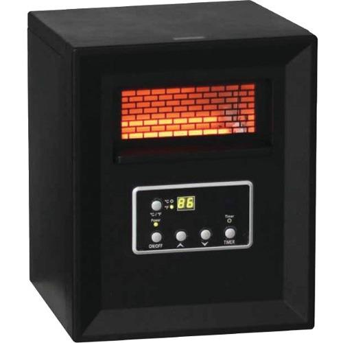 Comfort Glow Infrared Quartz Comfort Furnace - Infrared - Electric
