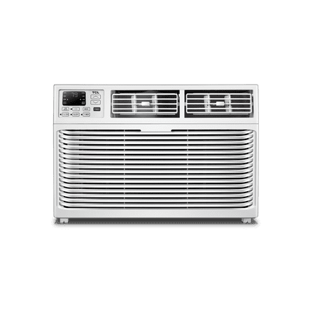 TCL 12,000 BTU Window Air Conditioner; White
