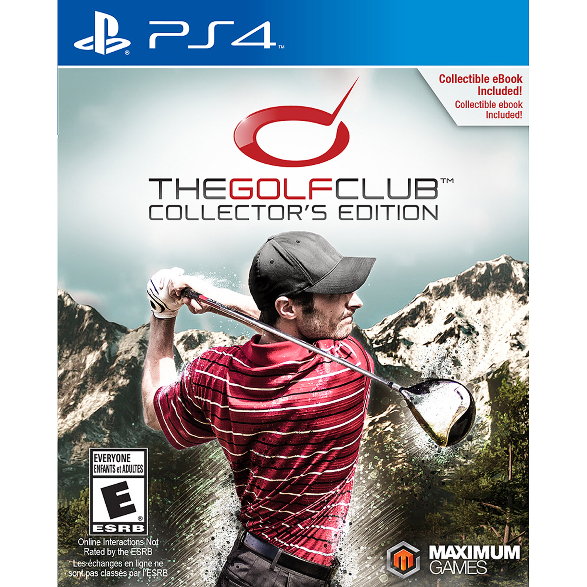 MAXIMUM GAMES Golf Club: Collector's Edition (PS4)