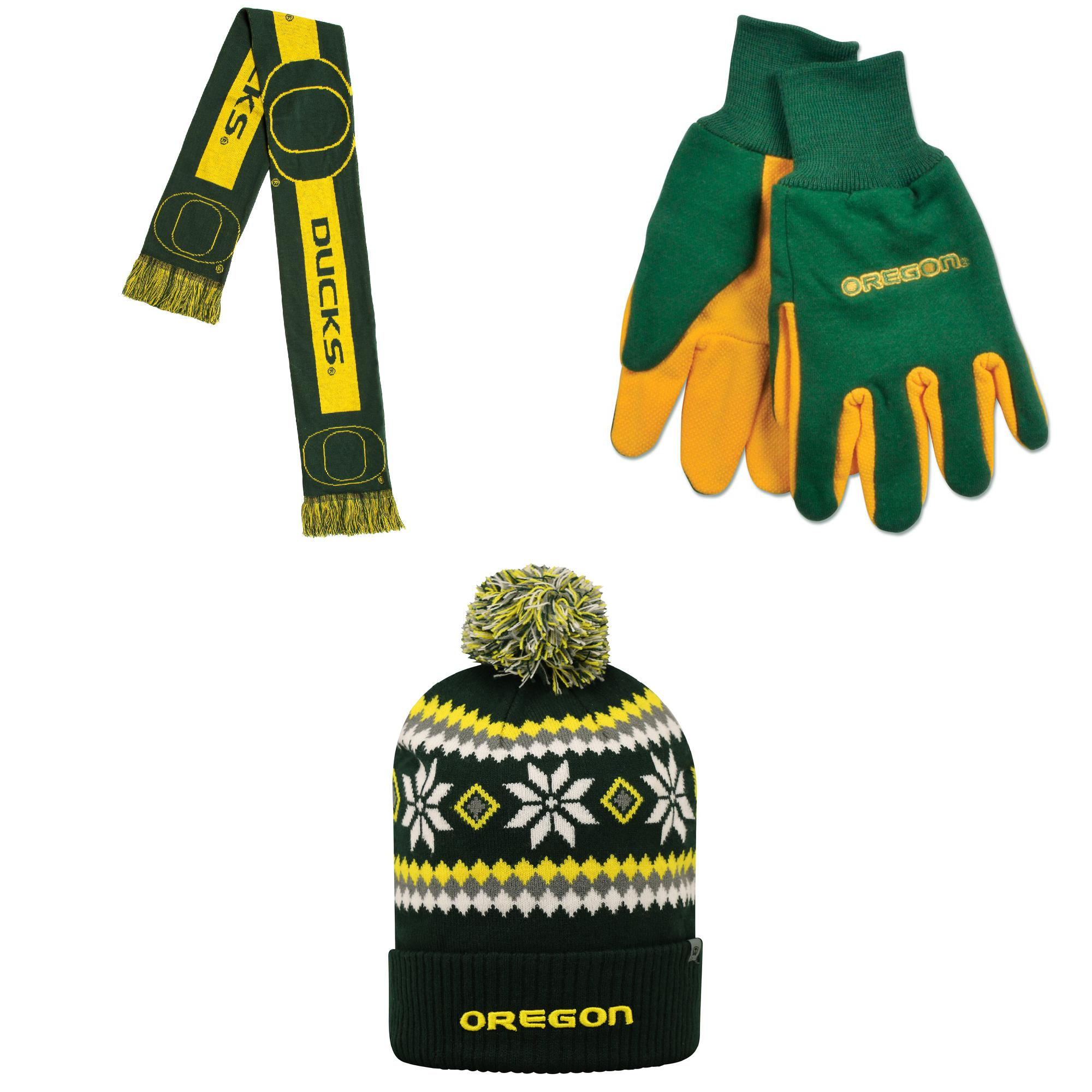 sports shoes 348d0 2835c cheapest oregon ducks top of the world ncaa hustle hard adjustable cap  e8a96 f891d  amazon ncaa oregon ducks grip work glove fogbow beanie hat and  big logo ...