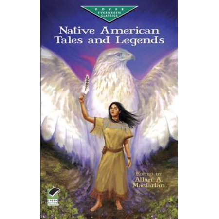 Native American Tales and Legends - eBook