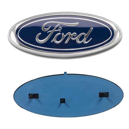- 2004-2014 Ford F150 Front Grille Tailgate Emblem, Oval 9