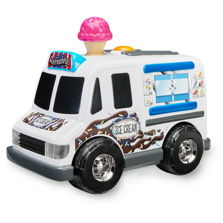 Adventure Force Food Truck Motorized Vehicle, Ice Cream