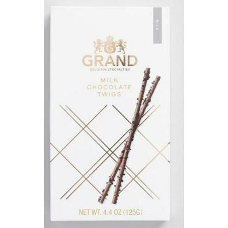 Belgian Chocolates Milk - Grand Belgian Specialties Milk Chocolate Twigs