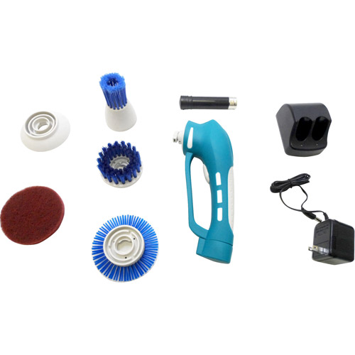 Metapo Tokuyi Portable Cordless Power Scrubber