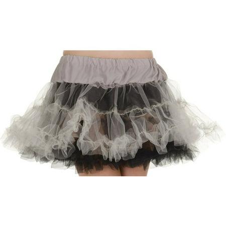 Petticoat Tutu Adult Halloween Accessory (Halloween Orange Is The New Black)