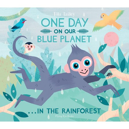 One Day On Our Blue Planet: In The Rainforest](If It Rains On Halloween)