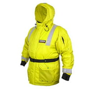 Flowt 41803-L Commercial Float Coat - Yellow, Large