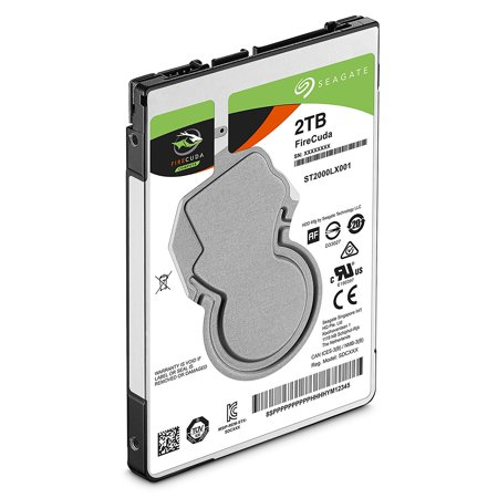 5400rpm 8mb Notebook Hard Drive - Seagate FireCuda Gaming SSHD 2TB SATA 6.0Gb/s 2.5