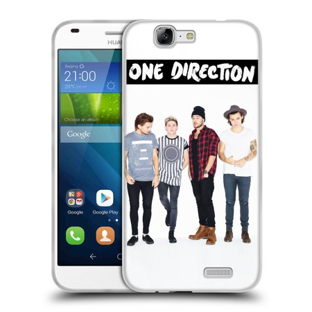 Official One Direction Group Photos Soft Gel Case For Huawei Phones