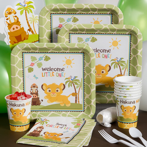 Sweet Circle of Life Party Pack