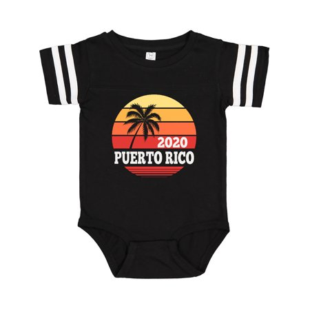 Puerto Rico 2020 Vacation Cruise Infant Creeper
