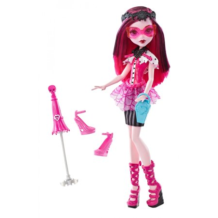 Monster High Day-To-Night Fashions Draculaura Doll (Draculaura Accessories)