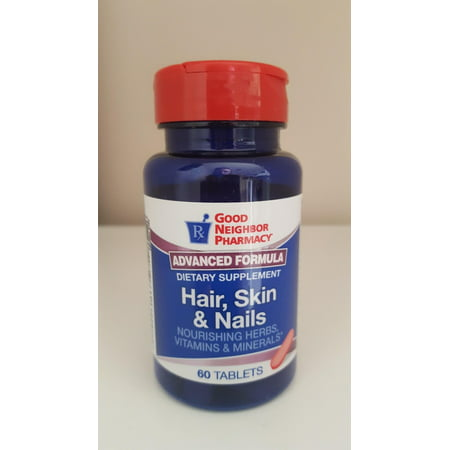 Nails 60 Tablets (GNP Hair Skin & Nails 60 Tablets )