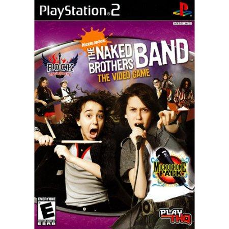 Naked Brothers Band - PlayStation 2