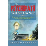 The Psychopath Will See You Now - eBook