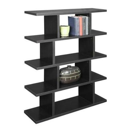 5 Tier Block Bookshelf