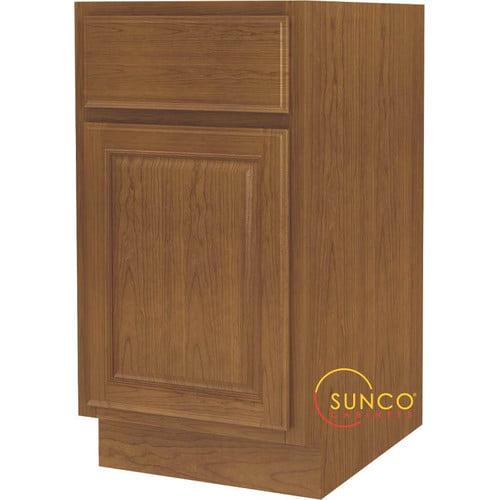 Sunco Inc. 35.8'' x 18'' Kitchen Base Cabinet