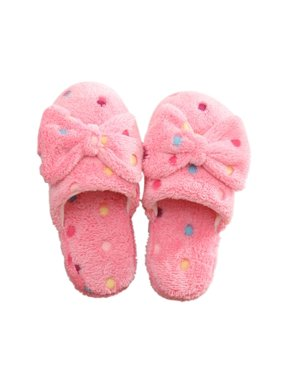 Fashion Home Slippers Comfortable Cotton Fabric Slippers Anti-slip Sole  Cute Lovely Indoor Floor Slippers. OUTAD 0c8abee8aa41