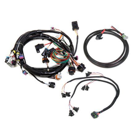 Holley Performance 558-500 Fuel Injection Wire Harness