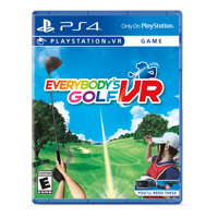Everybodys Golf VR, Sony, PlayStation 4, 711719528920