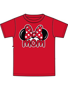 806a573f99fce7 Product Image Disney Plus Size Minnie Ears Mom Family 2XL Tee