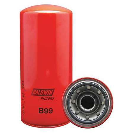 Baldwin Filters B99 Spin-On Oil Filter, Full-Flow